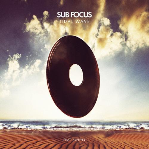 Album Art - Tidal Wave