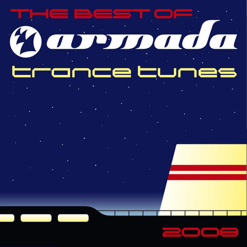 Album Art - The Best Of Armada Trance Tunes 2008