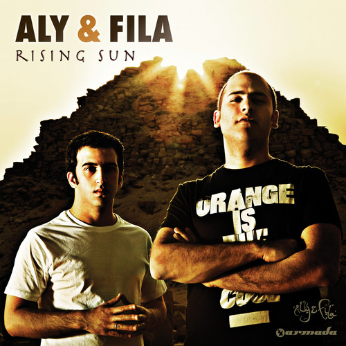 Album Art - Rising Sun