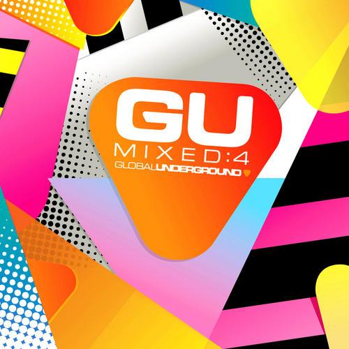 GU Mixed 4 Album Art