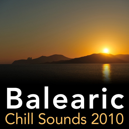 Album Art - Balearic Chill Sounds 2010