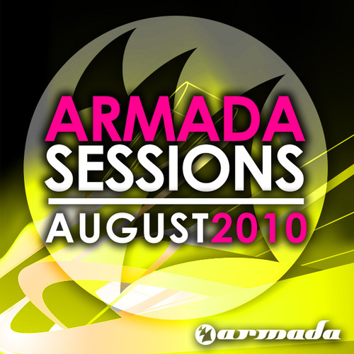 Album Art - Armada Sessions - August 2010