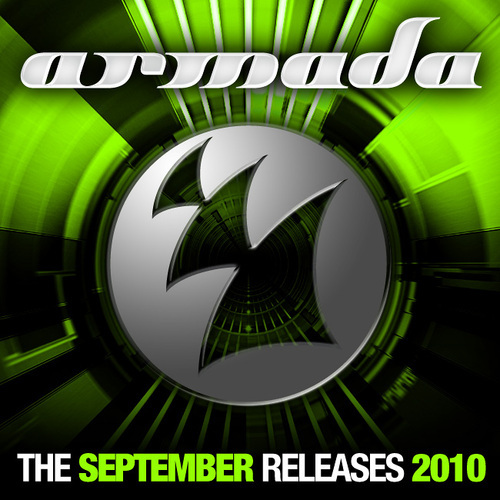 Album Art - Armada September Releases - 2010