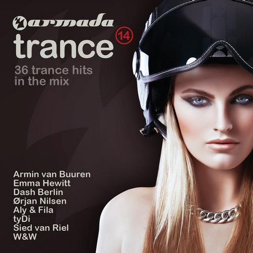 Album Art - Armada Trance, Vol. 14 - 36 Trance Hits In The Mix
