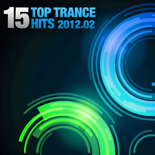 Album Art - 15 Top Trance Hits 2012-02