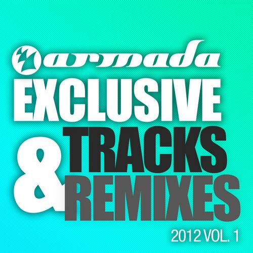 Album Art - Armada Exclusive Tracks & Remixes 2012 Vol. 1