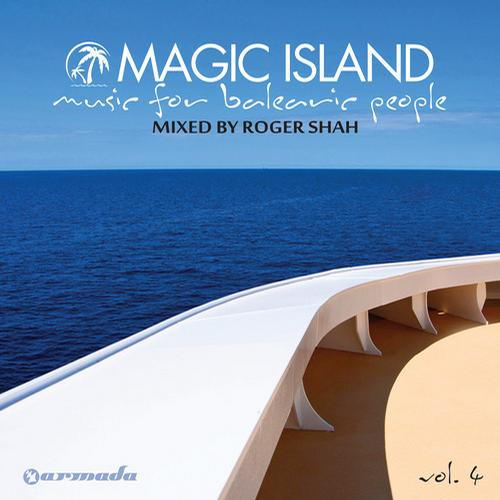 Album Art - Magic Island - Music For Balearic People, Vol. 4 - Mixed By Roger Shah