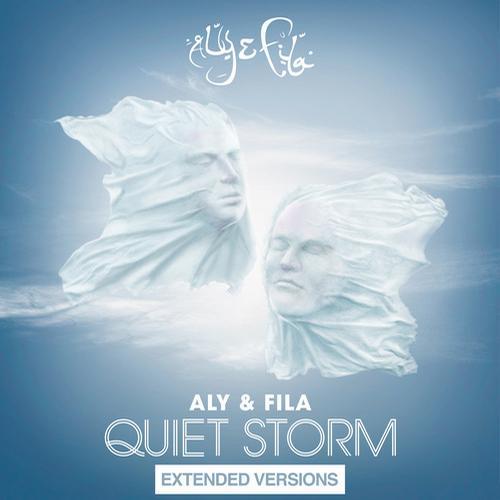 Album Art - Quiet Storm - Extended Versions
