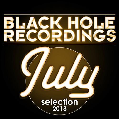 Album Art - Black Hole Recordings July 2013 Selection
