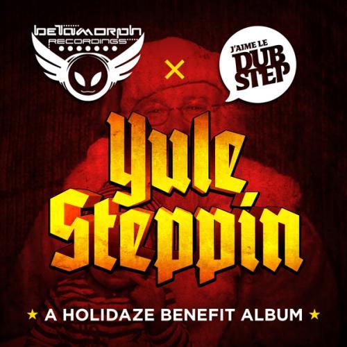 Album Art - Yule Steppin'