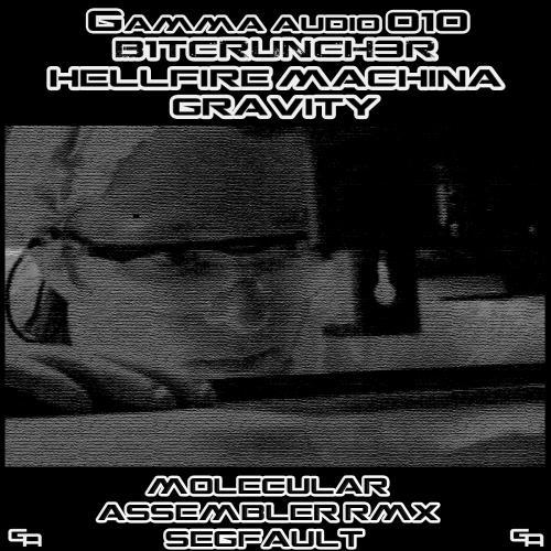 Album Art - Hellfire Machina Remix / Segfault