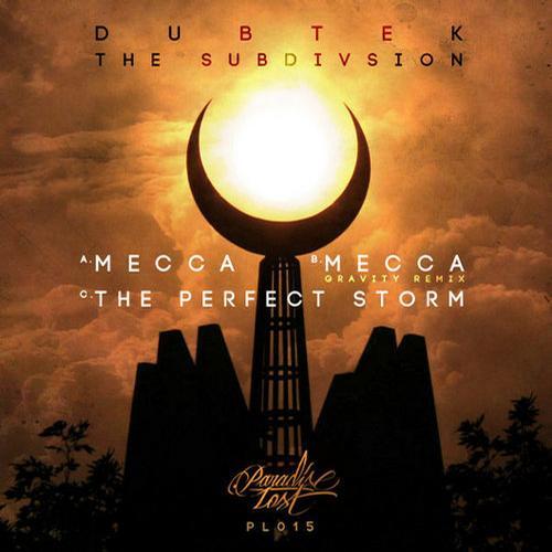 Album Art - Mecca EP