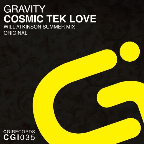 Cosmic Tek Love Album