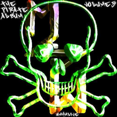 Album Art - The Pirate Album Volume 5 - get it while it lasts