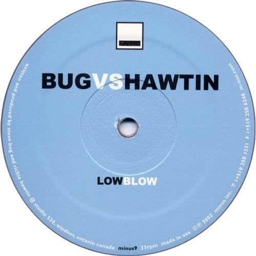 Album Art - Low Blow