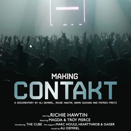 Album Art - Making Contakt - Soundtrack