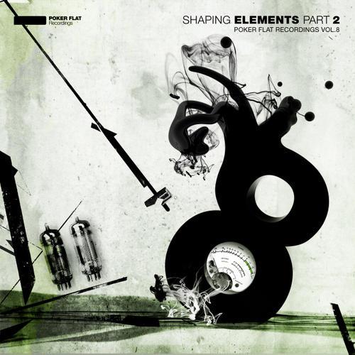 Album Art - Shaping Elements - Poker Flat Volume 8 - Part 2