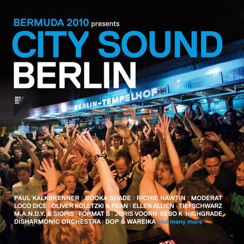 Album Art - City Sound Berlin