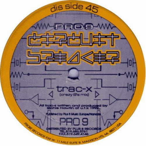 Album Art - Trac-x