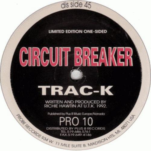 Album Art - Trac-K