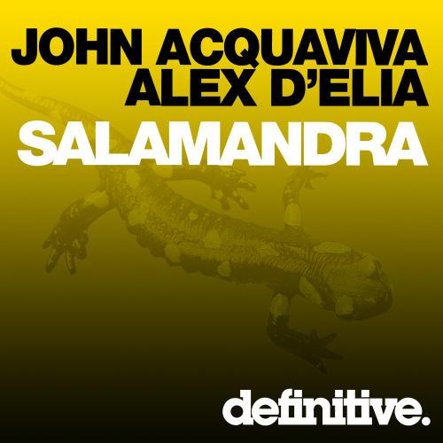 Album Art - Salamandra