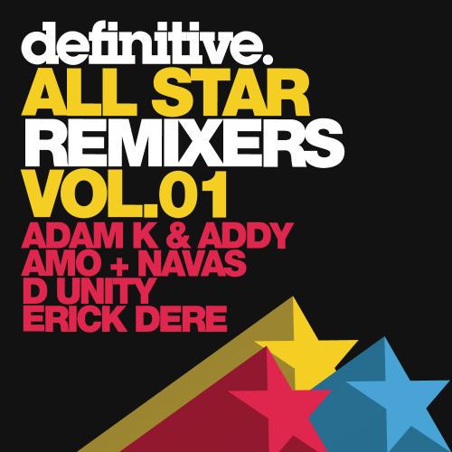 Album Art - All-Star Remixers