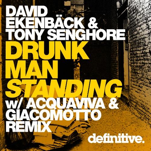 Album Art - Drunk Man Standing