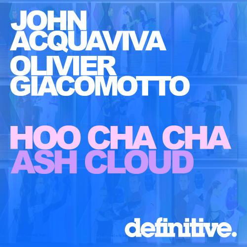 Hoo Cha Cha Ash Cloud EP Album Art