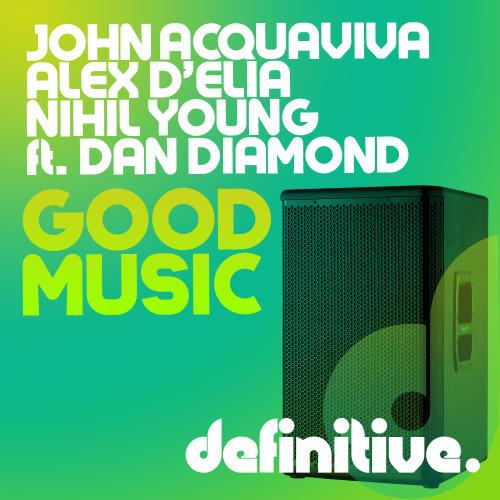 Album Art - Good Music EP