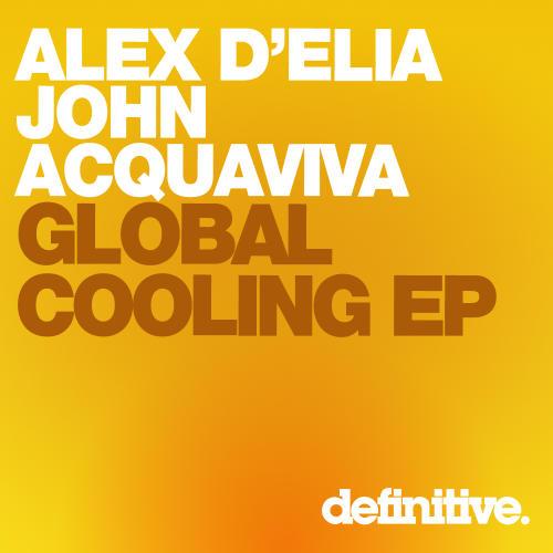 Global Cooling EP Album Art