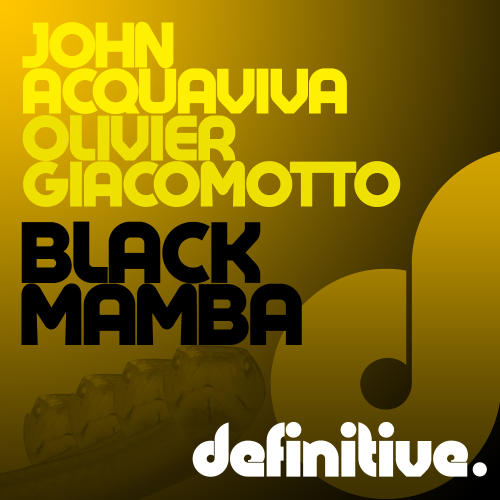 Album Art - Black Mamba EP