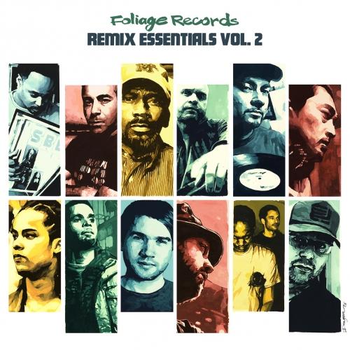 Album Art - Foliage Records Remix Essentials Vol. 2