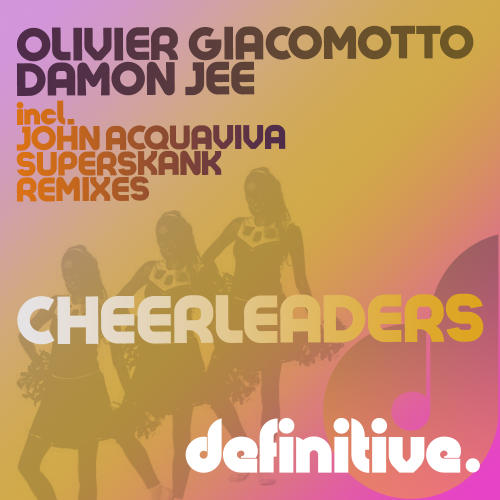 Album Art - Cheerleaders EP