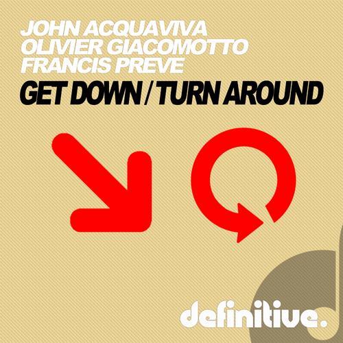 Album Art - Get Down EP