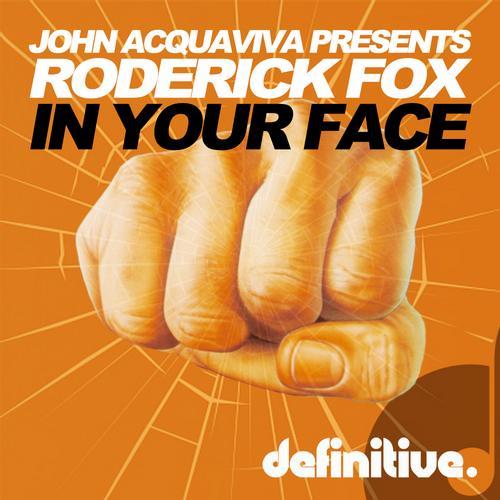 Album Art - In Your Face EP