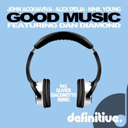 Album Art - Good Music 2013 EP
