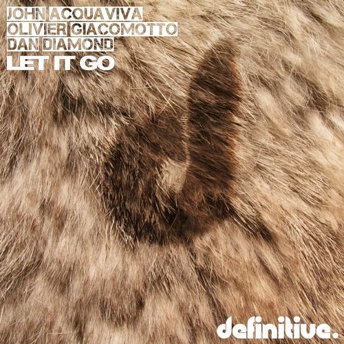 Let It Go EP Album Art