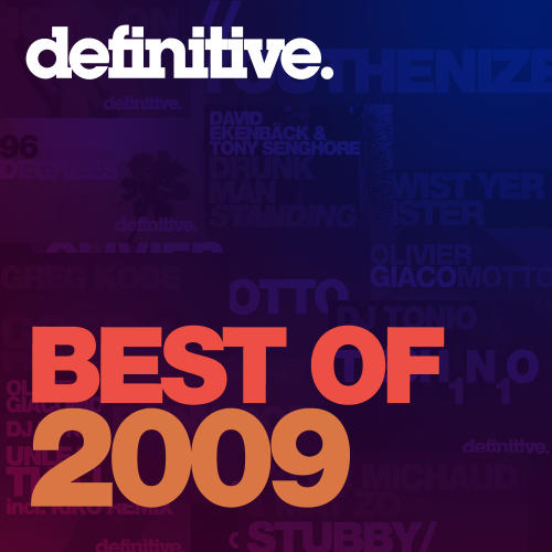 Album Art - Best Of Definitive 2009