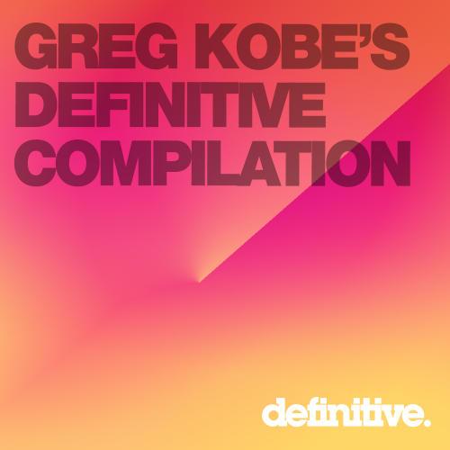 Album Art - Greg Kobe's Definitive Compilation