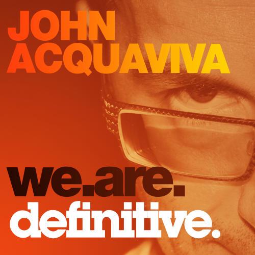 Album Art - We Are Definitive