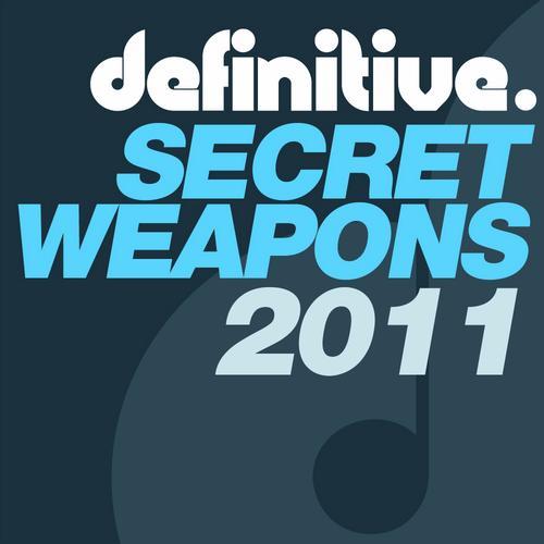 Album Art - Definitive Secret Weapons 2011