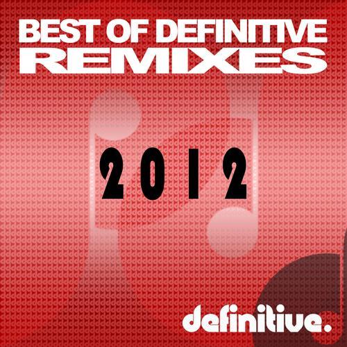 Album Art - Best Of Definitive Remixes 2012