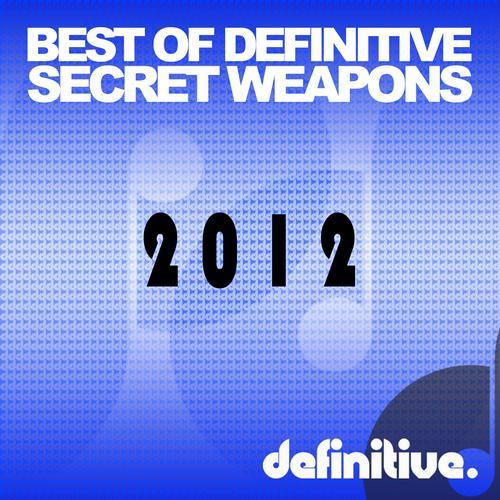 Album Art - Secret Weapons 2012