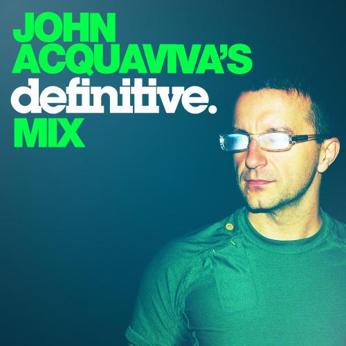 Album Art - John Acquaviva's Definitive Mix
