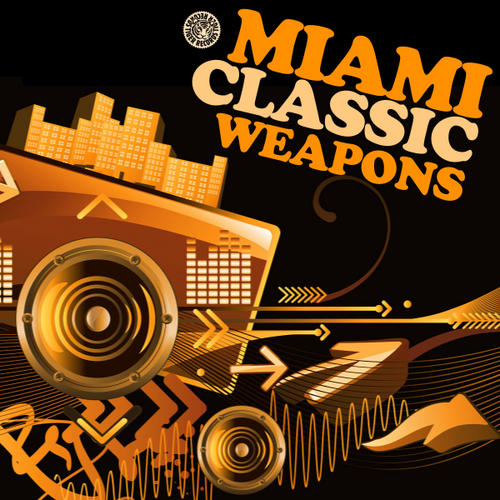 Album Art - Miami Classic Weapons
