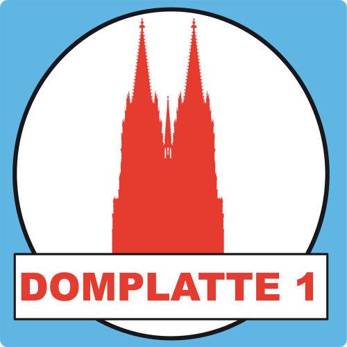 Album Art - Domplatte 1