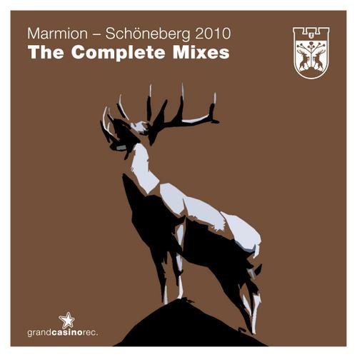 Album Art - Schöneberg 2010 - The Complete Mixes