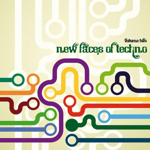 Album Art - New Faces Of Techno Vol. 2
