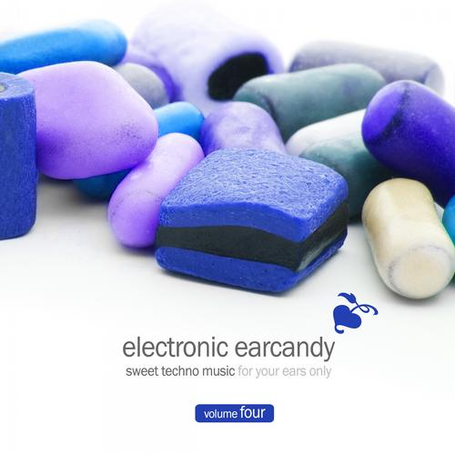 Electronic Earcandy, Vol. 4 Album Art