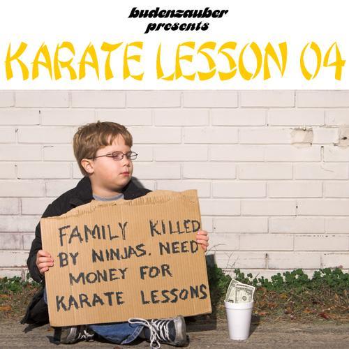 Album Art - Karate Lesson 04
